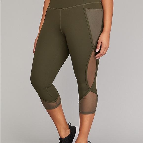bf33361015 Lane Bryant Pants - Lane Bryant Size 26 28 Sculpting Active Pants
